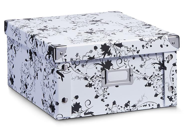 Aufbewahrungsbox pappkarton pappschachtel kiste for Cajas carton almacenaje