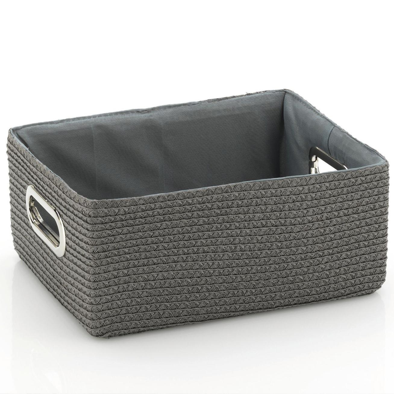 korb kiste box k rbchen aufbewahrungskorb dekokorb regalkorb ebay. Black Bedroom Furniture Sets. Home Design Ideas