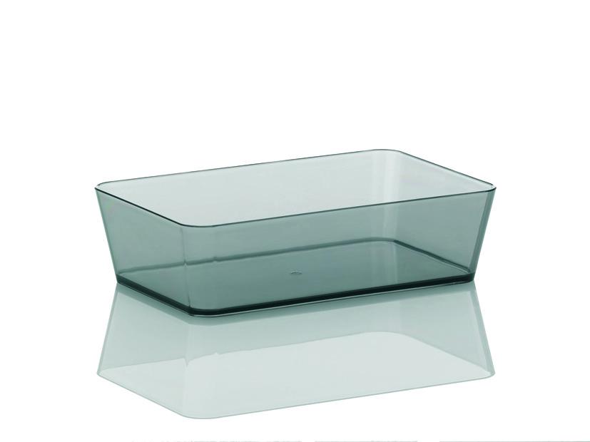 aufbewahrungsbox flach utensilien box korb aufbewahrung ablage korb ebay. Black Bedroom Furniture Sets. Home Design Ideas