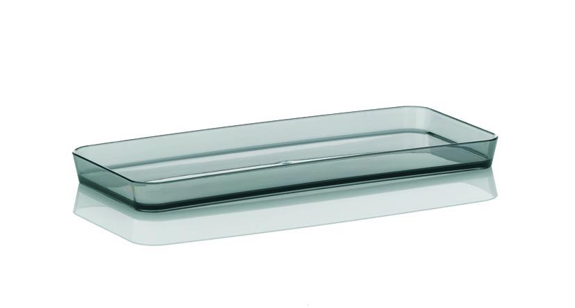 aufbewahrung ablageschale kosmetik ablage organizer utensilien transparent korb ebay. Black Bedroom Furniture Sets. Home Design Ideas
