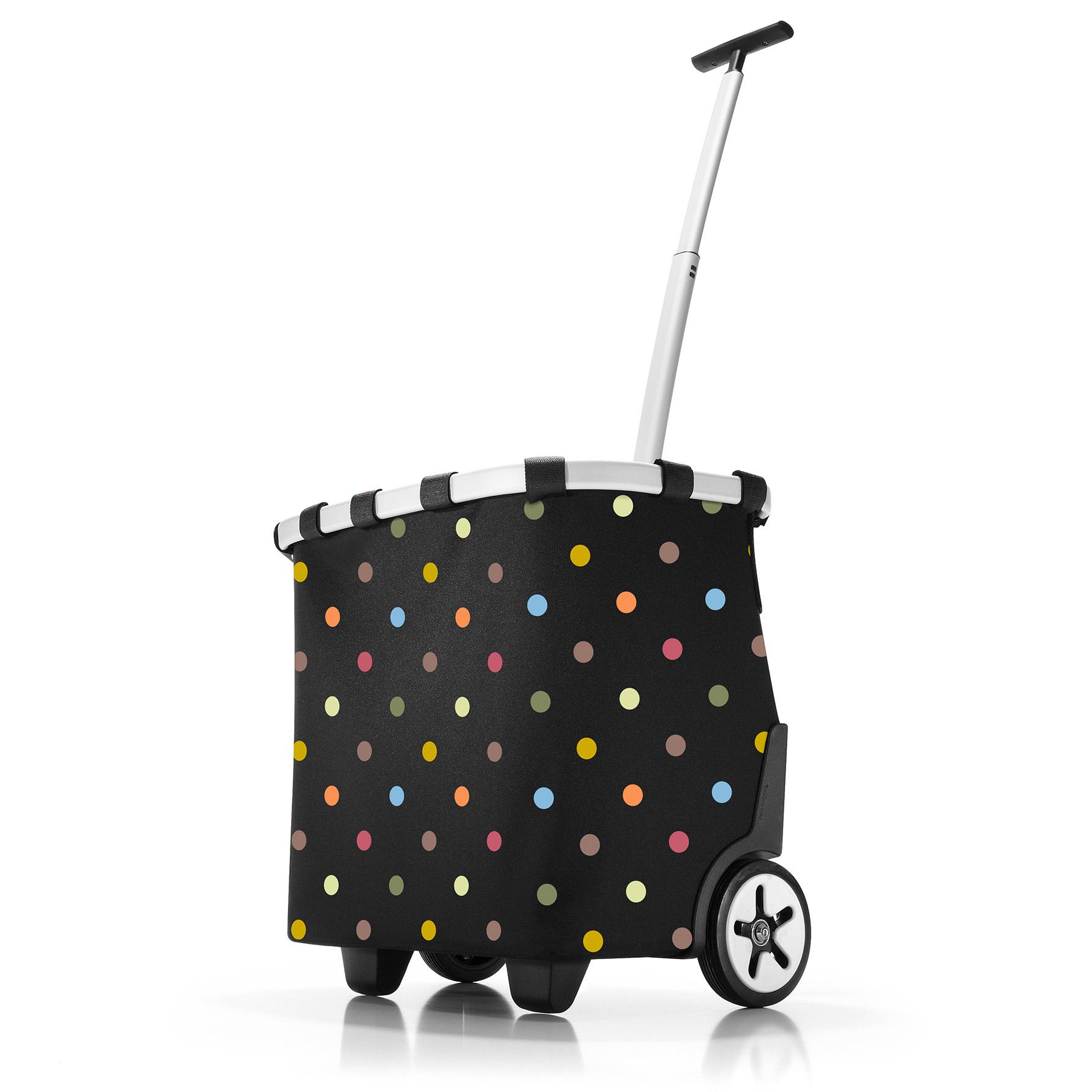 reisenthel carrycruiser Einkaufsroller Trolley Einkaufswagen Einkaufstrolley eBay ~ 01230907_Reisenthel Wäschekorb Schwarz