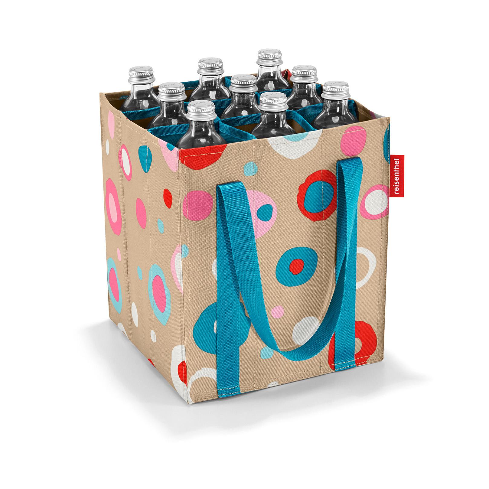 reisenthel bottlebag Flaschentasche Flaschenkorb Einkaufstasche Flaschen Korb eBay ~ 01230907_Reisenthel Wäschekorb Schwarz