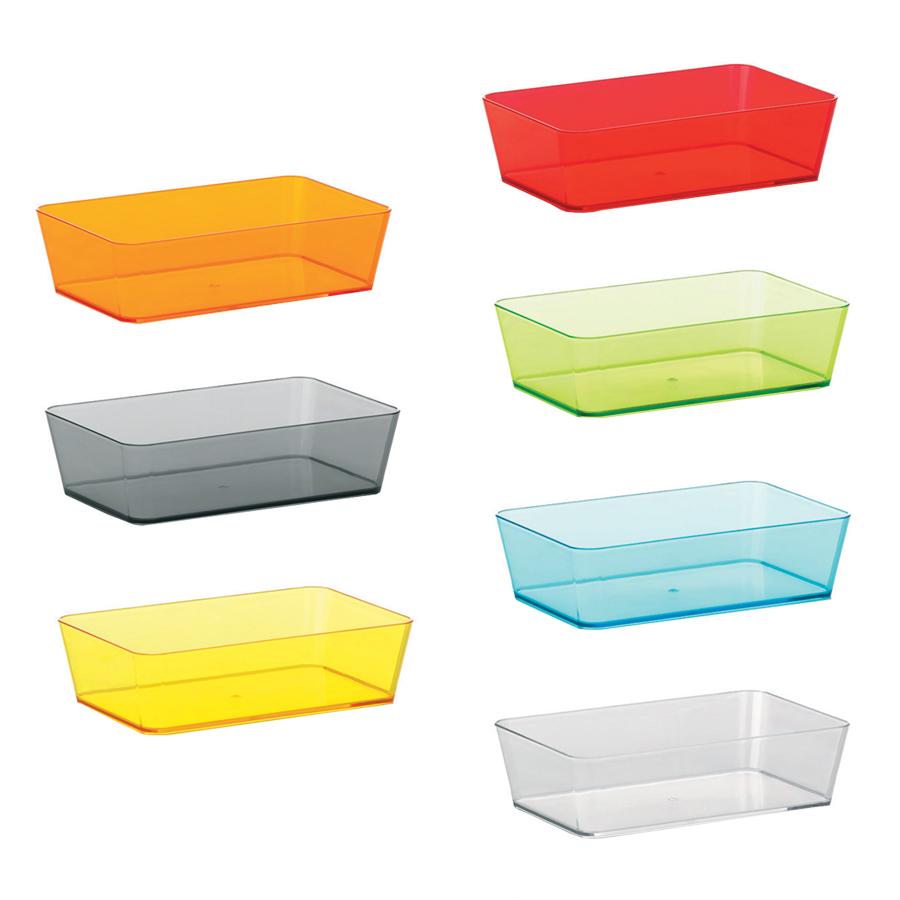 Aufbewahrungsbox flach utensilien box korb aufbewahrung for Utensilien bad