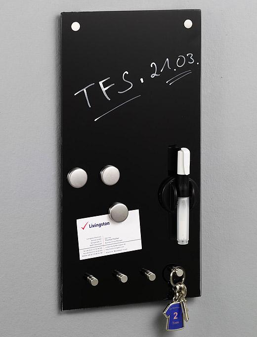glas magnettafel m haken whiteboard wandtafel memoboard magnetwand schreibtafel ebay. Black Bedroom Furniture Sets. Home Design Ideas