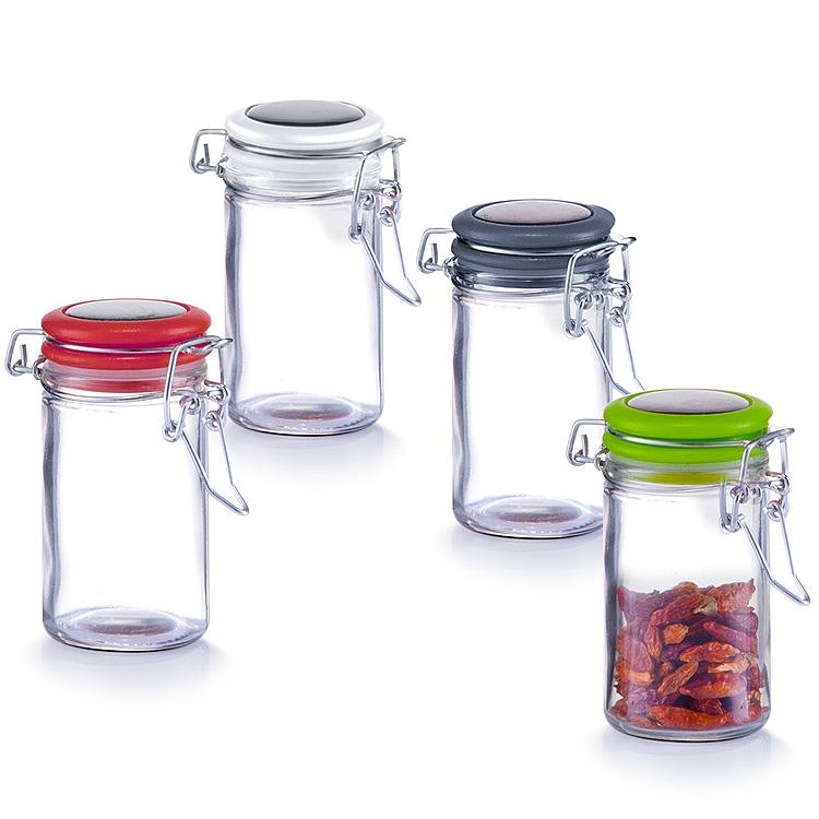Gewürzglas Vorratsdose Bügelverschluss Einmachglas Frischhaltedose ...