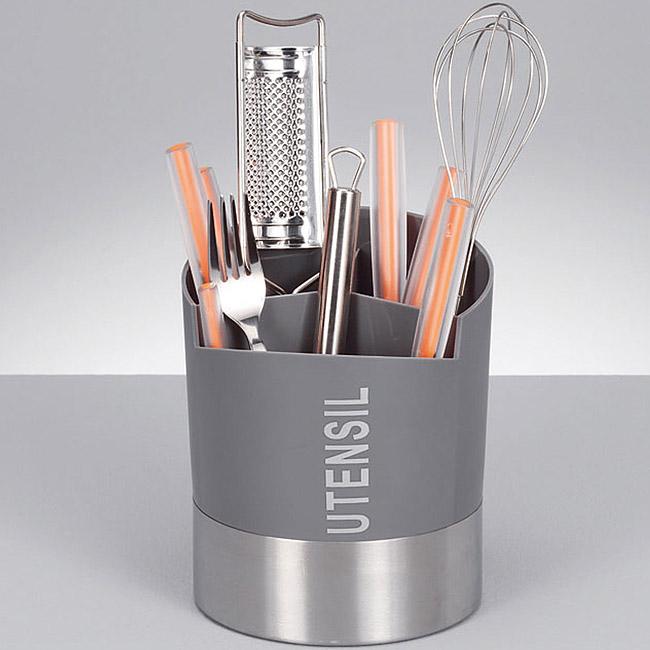 Porte ustensiles utensilienbox porte ustensile de cuisine for Porte ustensile de cuisine