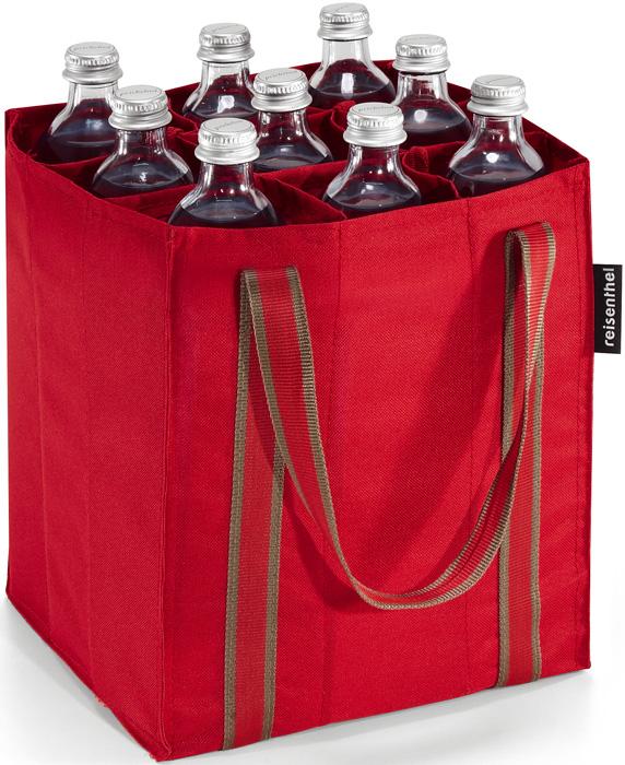 reisenthel bottlebag flaschentasche flaschenkorb einkaufstasche flaschen korb ebay. Black Bedroom Furniture Sets. Home Design Ideas